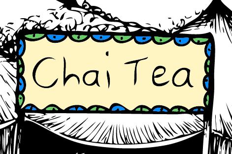 Chai - Blue Green image