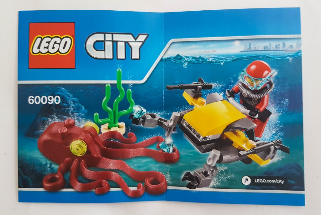 LEGO City Booklet 60090