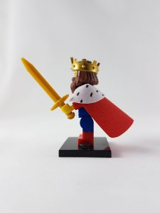 Minifigure - King - left