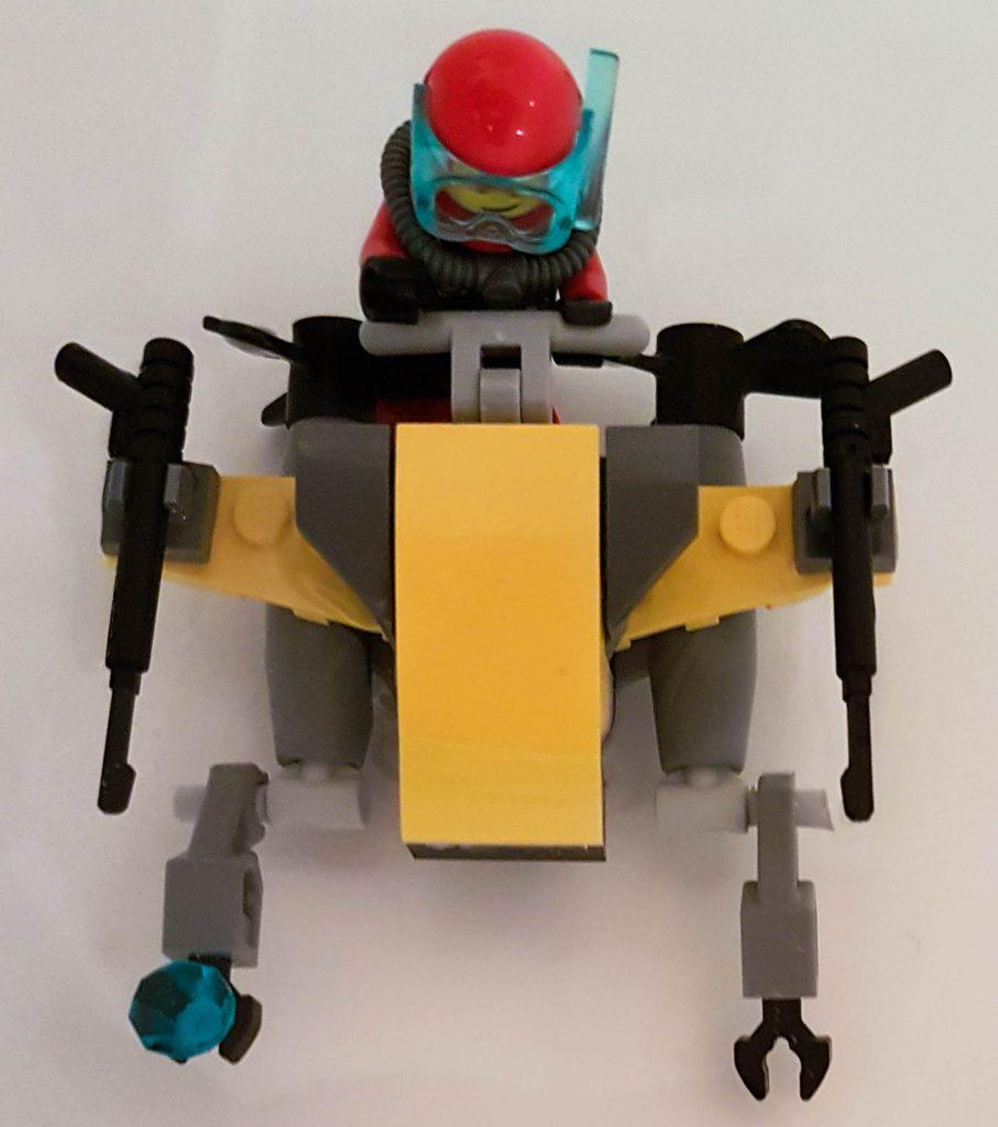 Scuba Diver II