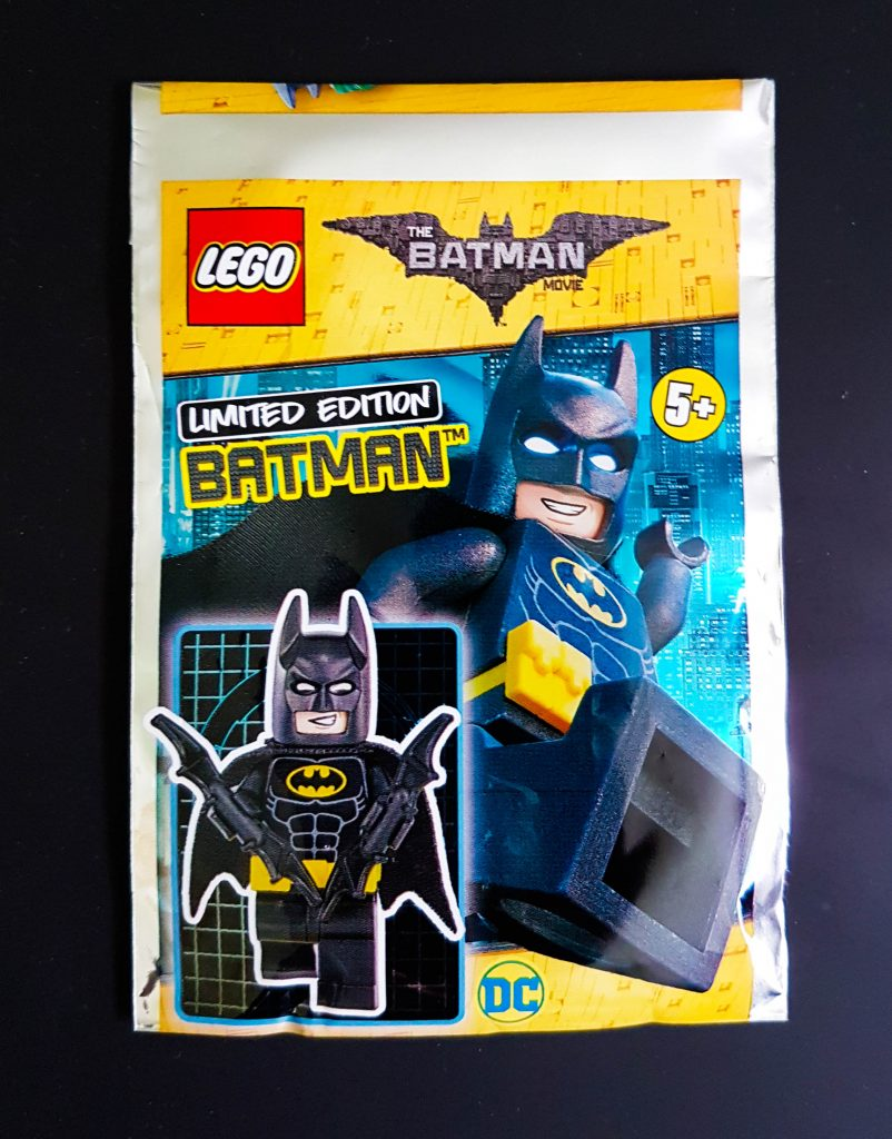 LEGO Batman - packet