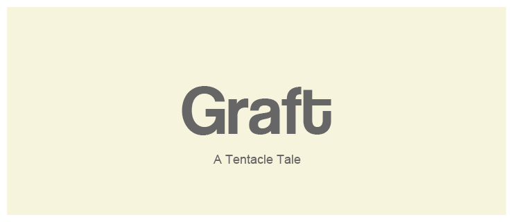 GRAFT text image
