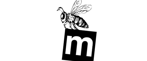 murpworks m and Bee logo - on the decks image