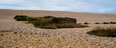 On Chesil Beach I photo