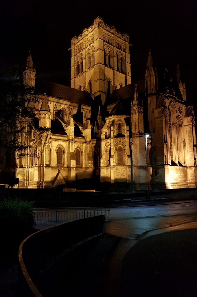Cathedral at Night image