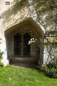 A Window - Lacock Abbey