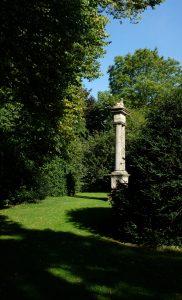 Statue - Lacock Abbey