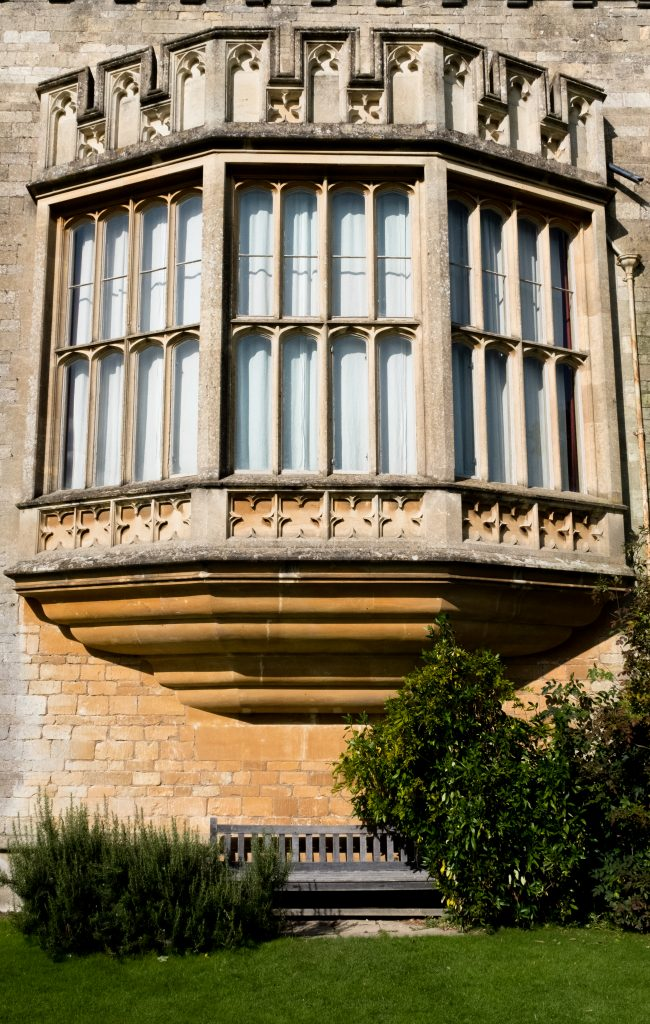 The Window - Lacock Abbey