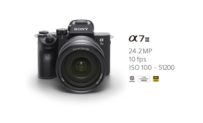 Sony A7 III image c93479dc87941b0d9c410abb25ca3dfa