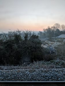 Cold Frost Morning II image
