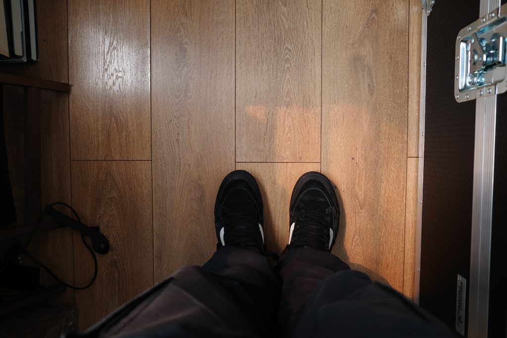 murpworks - murpworkschrome - Finding my Feet with the Ricoh GR III - shoes image