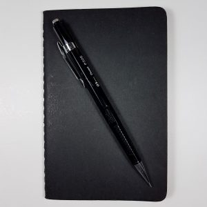 Notebook and Pen image