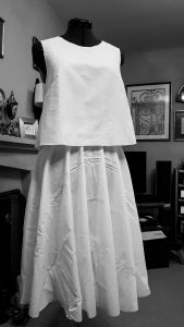 Dressmaking - toile image