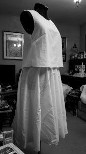 Dressmaking - toile I image