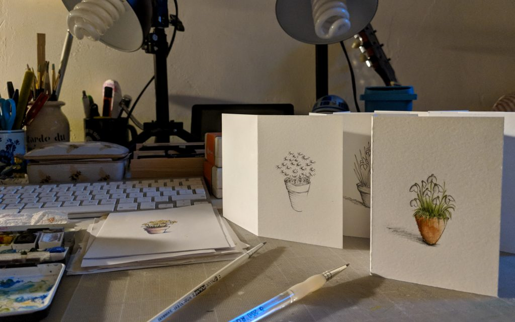 Studio - cards I image