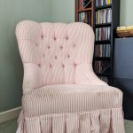Upholstery Class - Slipper Chair image