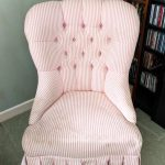 Upholstery Class - Slipper Chair I image