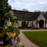 Tithe Barn Christmas image