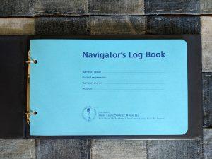 Navigator's Log - logbook III image