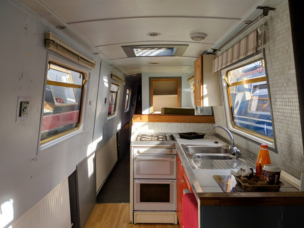Tour - Narrowboat Interior image