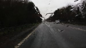 Waterways - Driving in the Rain II image