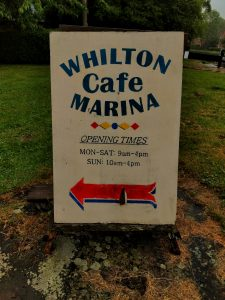 Road to Mirrless - Part 3 - Whilton Marina Cafe image
