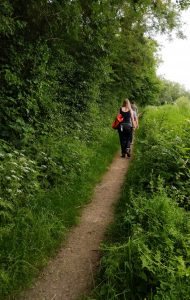 Long Journey Home - Part 10 - Walking to Thrupp image