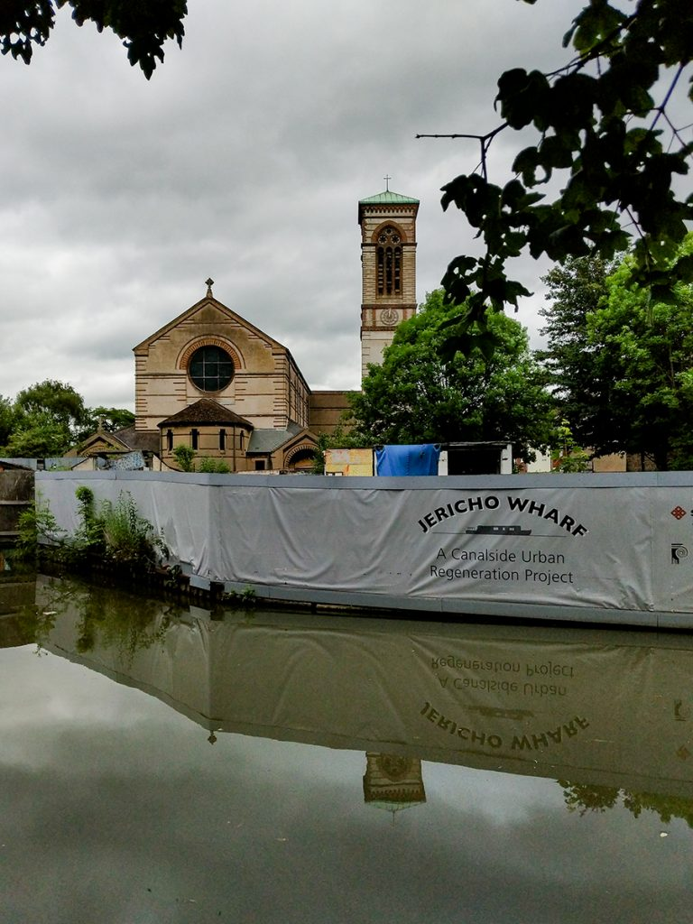 The Long Journey Home - Part 15 - Next Stop, The Thames - Jericho