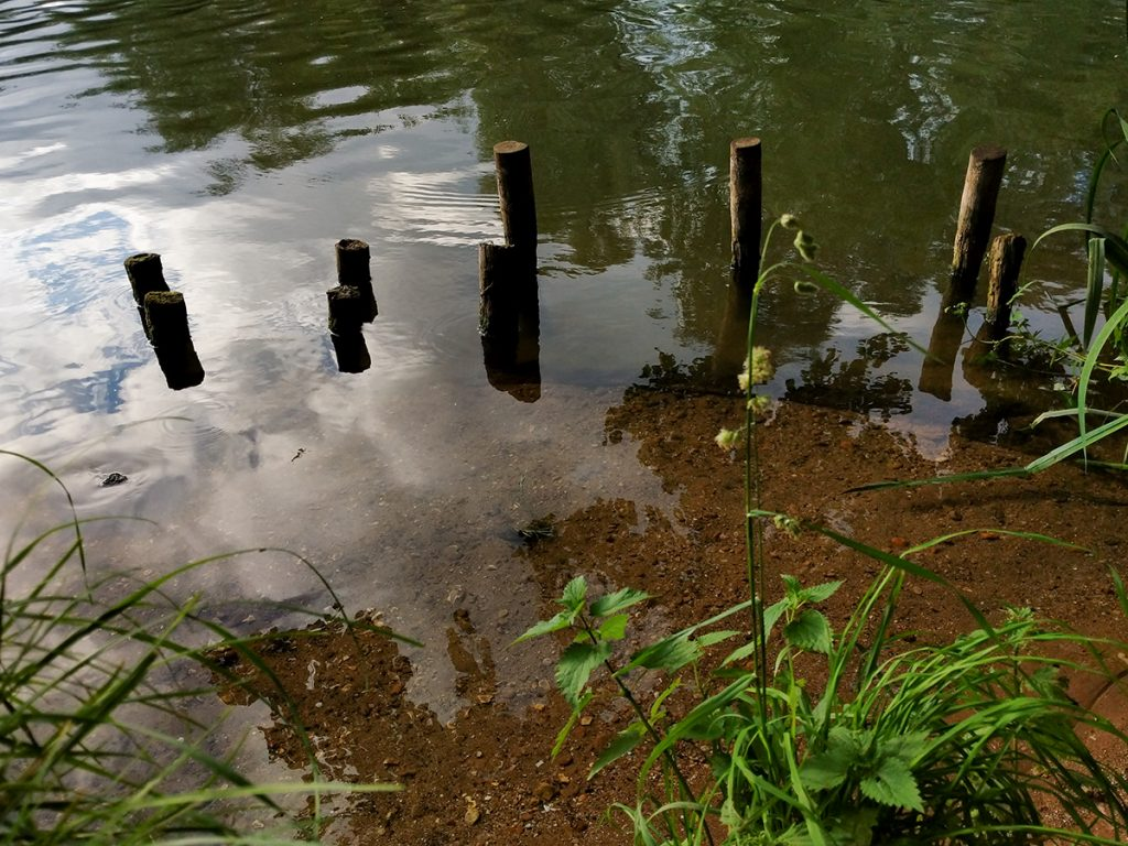The Long Journey Home - Part 15 - Next Stop, The Thames - The Water's Edge