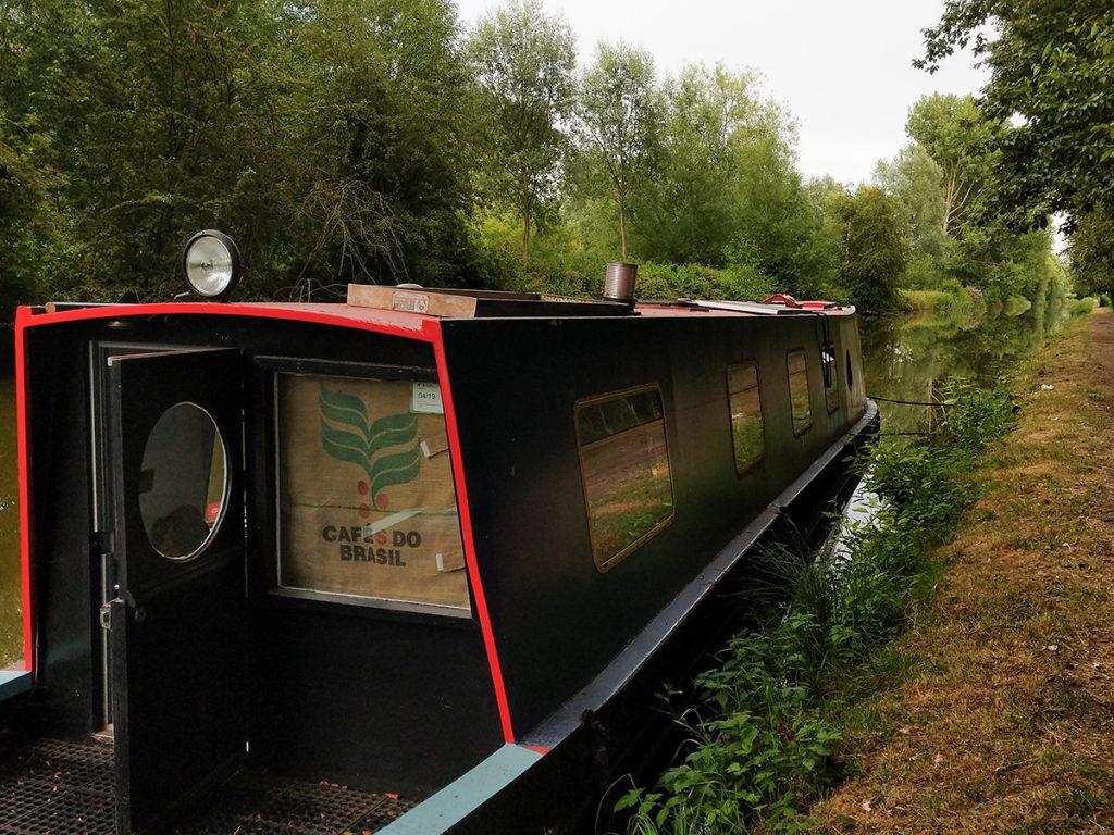 The Long Journey Home - Part 24 - Gt. Bedwyn - MIRRLESS Moored