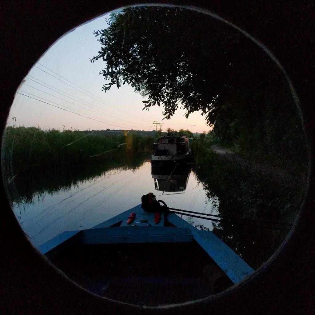 The Long Journey Home – Part 20 - The Return - Porthole Sunset