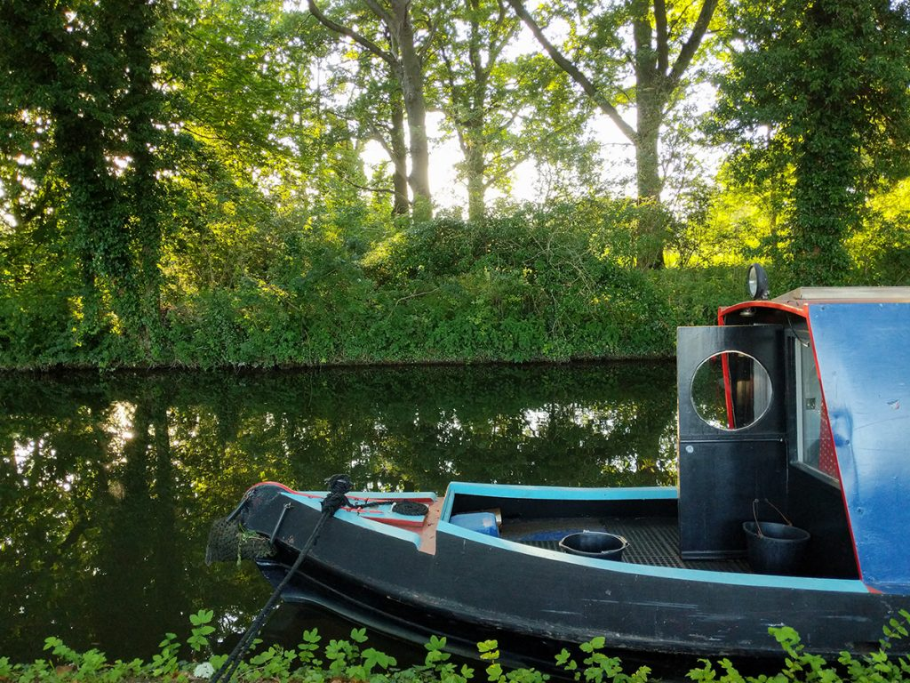 The Long Journey Home - Part 18 - An Arrival - MIRRLESS Moored