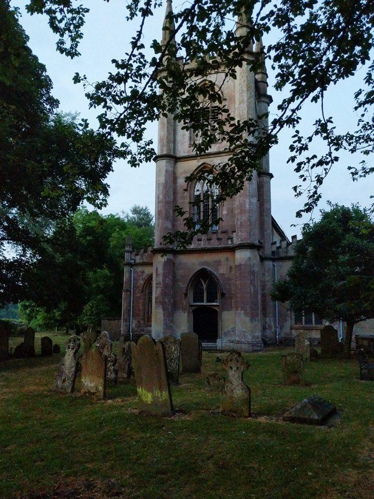 The Long Journey Home - Part 24 - Gt. Bedwyn - Church at Gt. Bedwyn