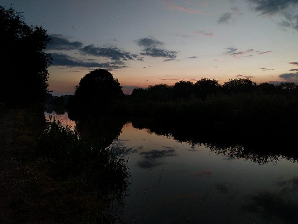 The Long Journey Home - Part 24 - Gt. Bedwyn - Gt. Bedwyn Sunset