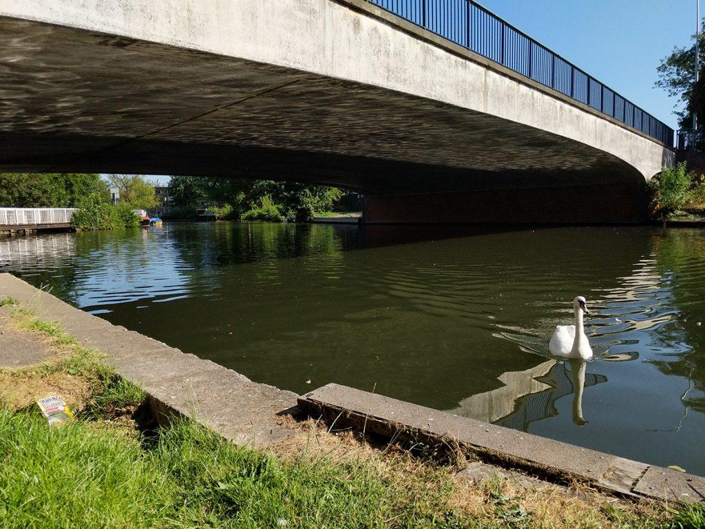 The Long Journey Home - Part 21 - Drip Drip Drip - Newbury Bridge
