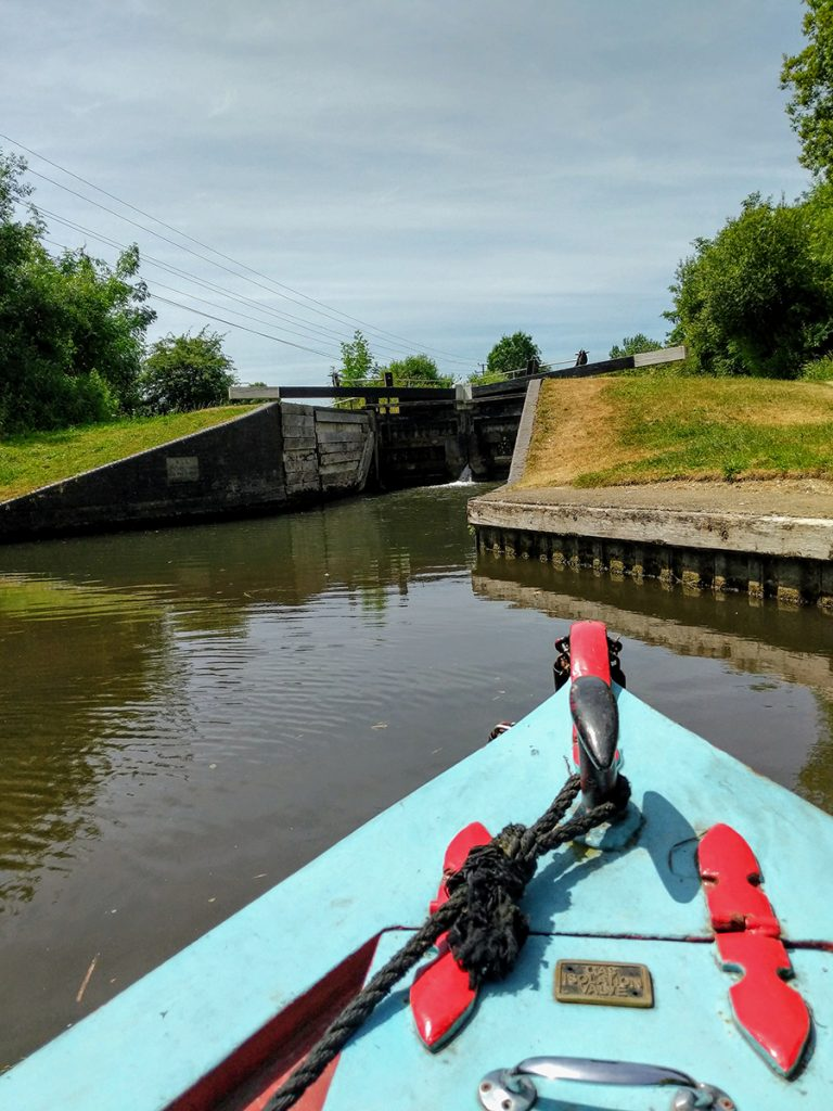 The Long Journey Home - Part 19 - MML - outside the lock