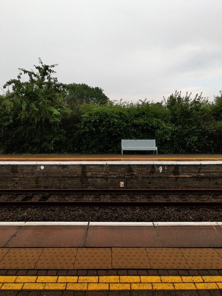 The Long Journey Home - Part 24 - Gt. Bedwyn - Railway Line