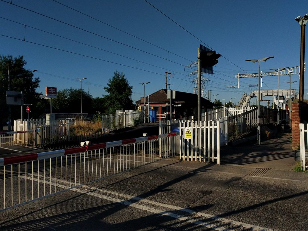 The Long Journey Home – Part 20 - The Return - Thatcham Railway Station