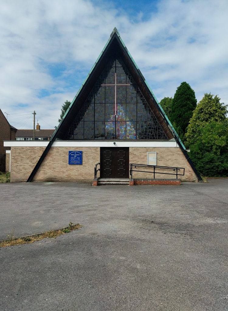 The Long Journey Home - Part 25 - church in Pewsey image