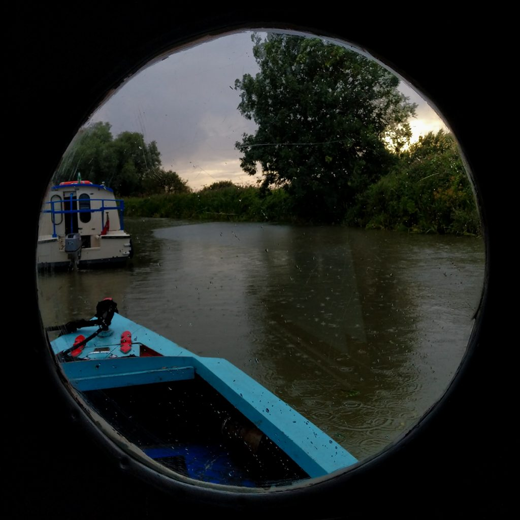 The Long Journey Home - Part 26 - porthole view image