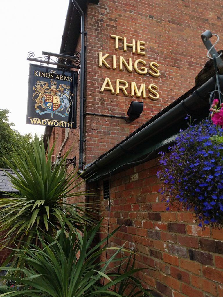The Long Journey Home - Part 27 - The Kings Arms image