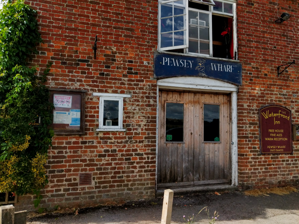 The Long Journey Home - Part 26 - Pewsey Wharf image