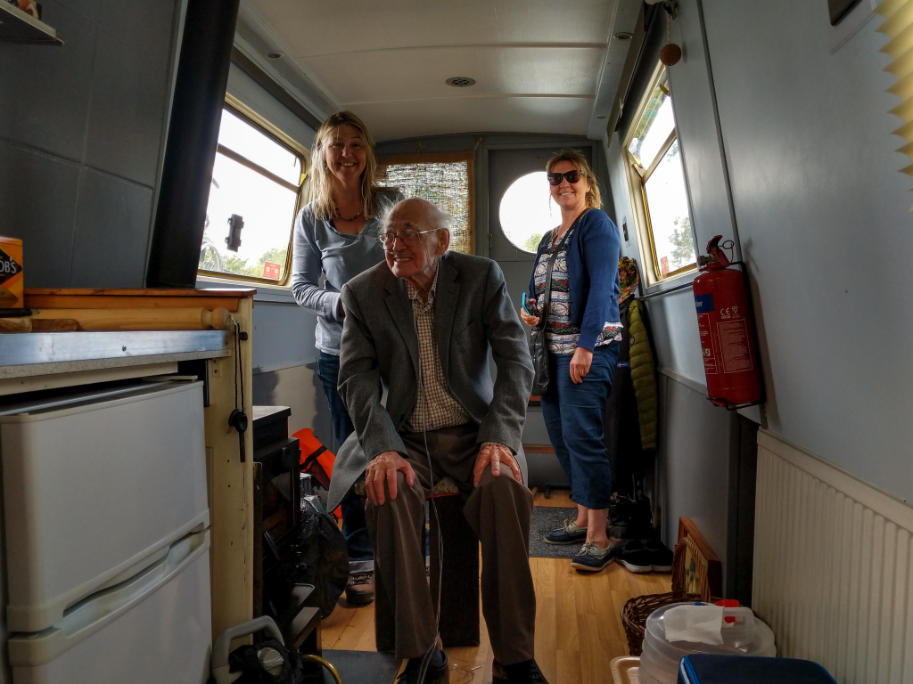 The Long Journey Home - Part 26 - the old man makes it aboard image