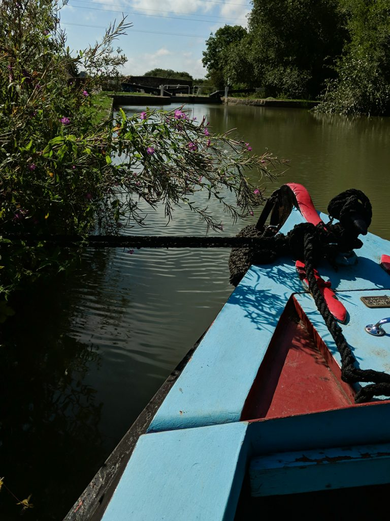 murpworks - The Long Journey Home - Part 28 - MIRRLESS prow moored image
