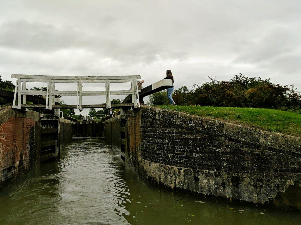murpworks - The Long Journey Home - Part 28 - A Caen Hill Flight Lock image